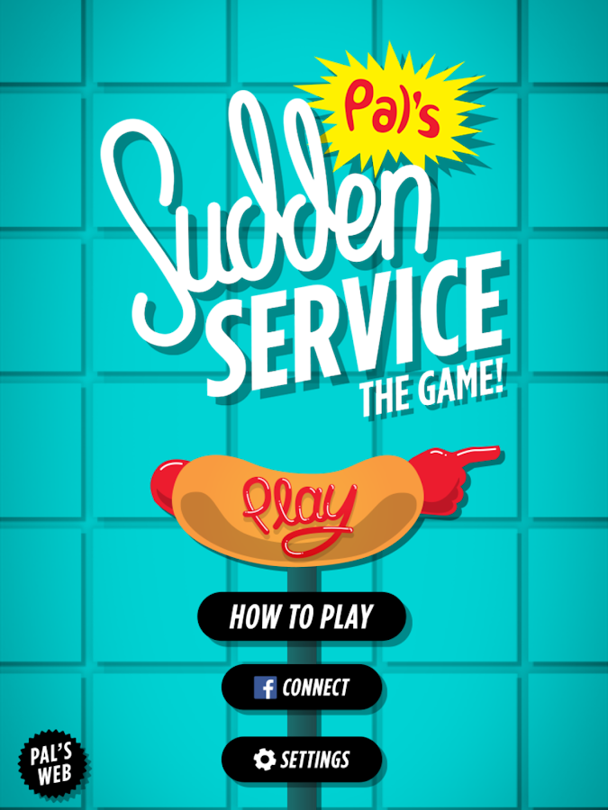 Pal's Sudden Service the Game- screenshot