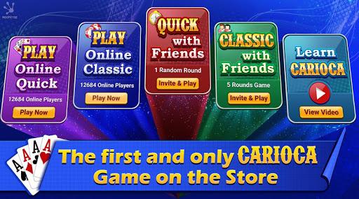 Carioca Club: A Popular Latin American Card Game screenshots 2