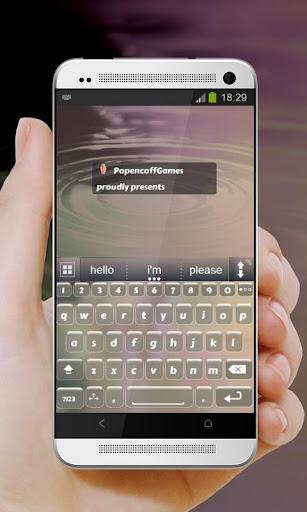 無料个人化Appのルミナススターダスト AiType テーマ|記事Game