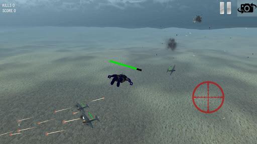 Iron Avenger Superhero War 1.0 screenshots 1