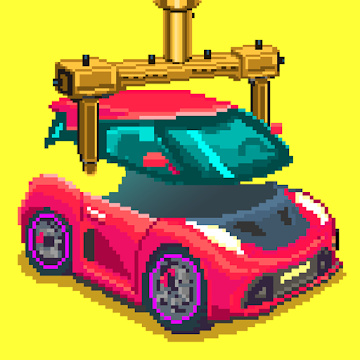 Motor World Car Factory Hack Mod Apk Download for Android