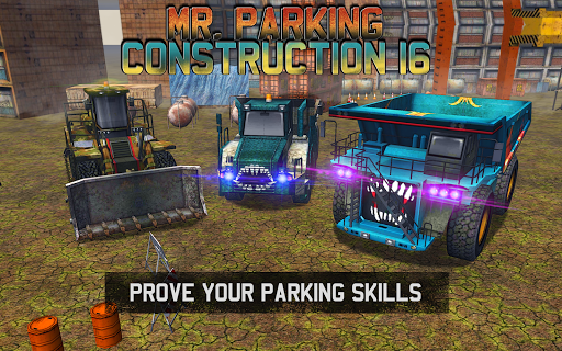 Mr Parking: Construction 16