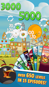 Angry Birds 7.6.2 (Unlimited Money/Boosters) MOD Apk 5