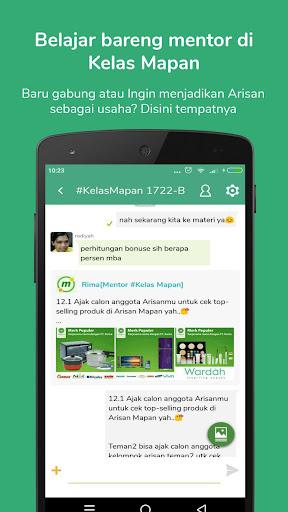 Mapan: Usaha Lewat Arisan 1.5.1 screenshots 4