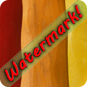 Watermark: add text to picture