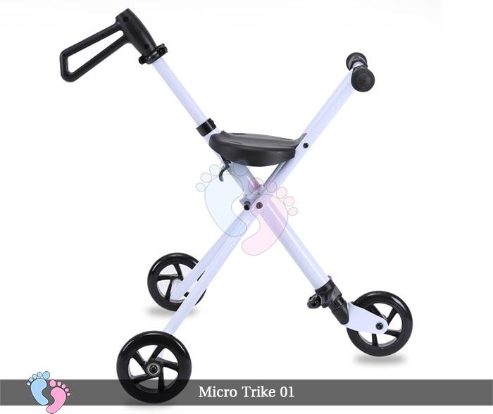 Xe đẩy siêu nhẹ Micro Trike 01 2