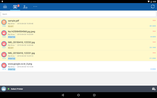 玩免費生產應用APP|下載Samsung Cloud Print app不用錢|硬是要APP