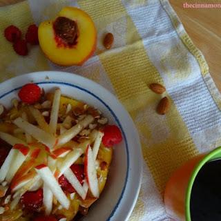 Summer Citrus Bircher Muesli