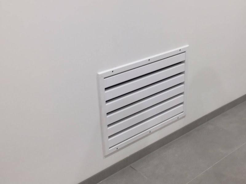 Volvo Garage Diest - Ventilatierooster