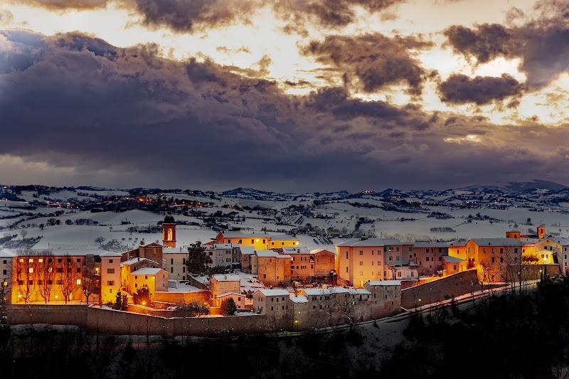 Prima neve di Dosantos