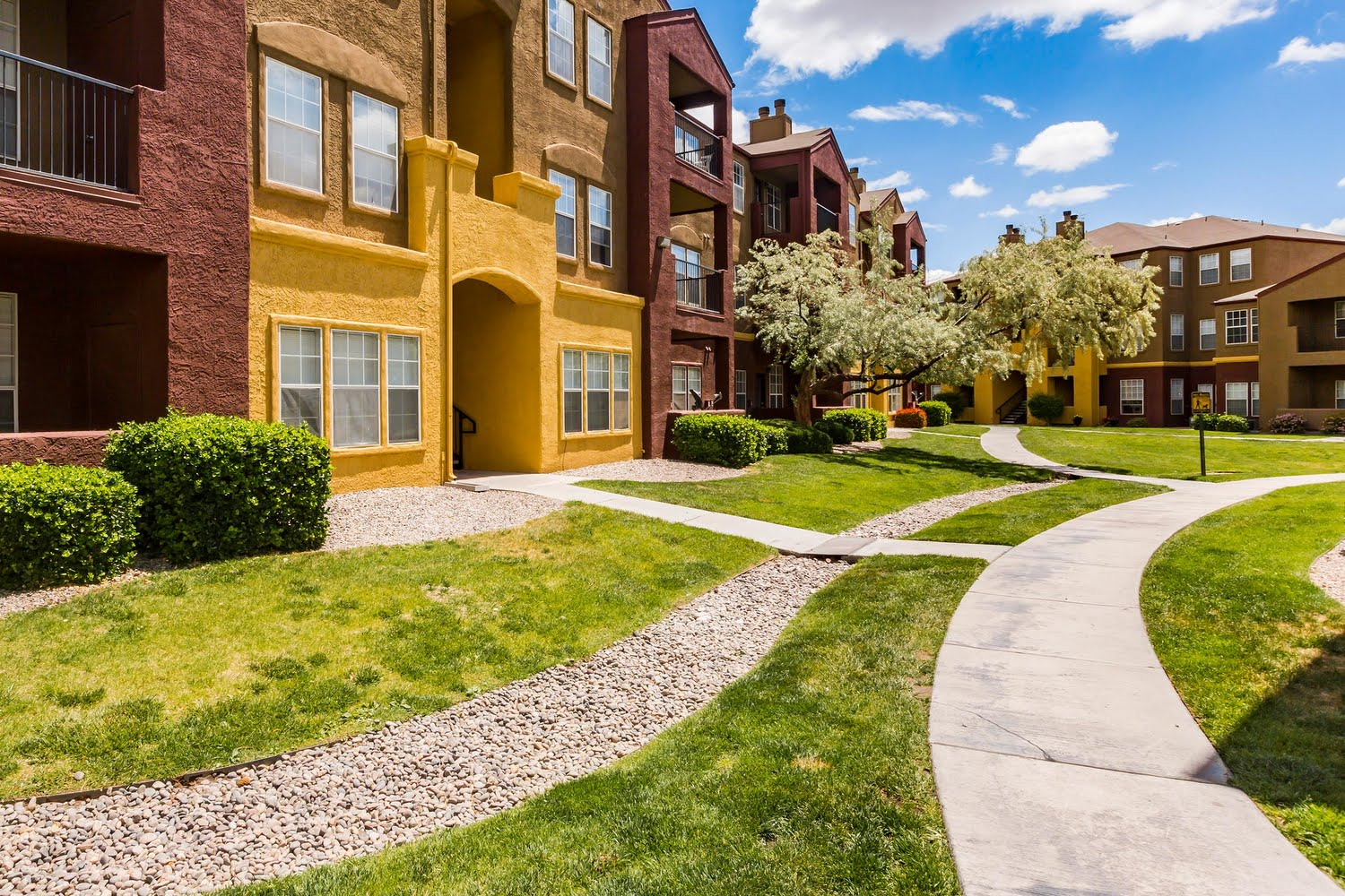 Camino Real Apartments For Rent In Albuquerque New Mexico
