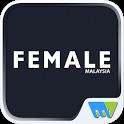 Female Malaysia icon