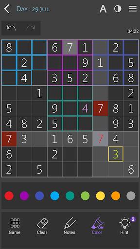 Sudoku classic screenshot 6
