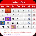 Czech Calendar 2019 icon