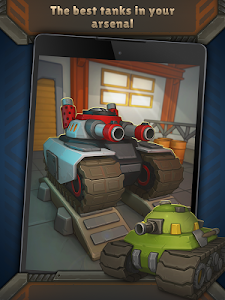 Way of Tanks v15.5.18