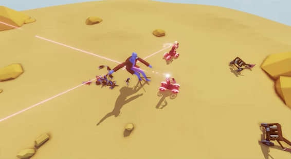 Guide Totally Accurate Battle Simulator TABS Game