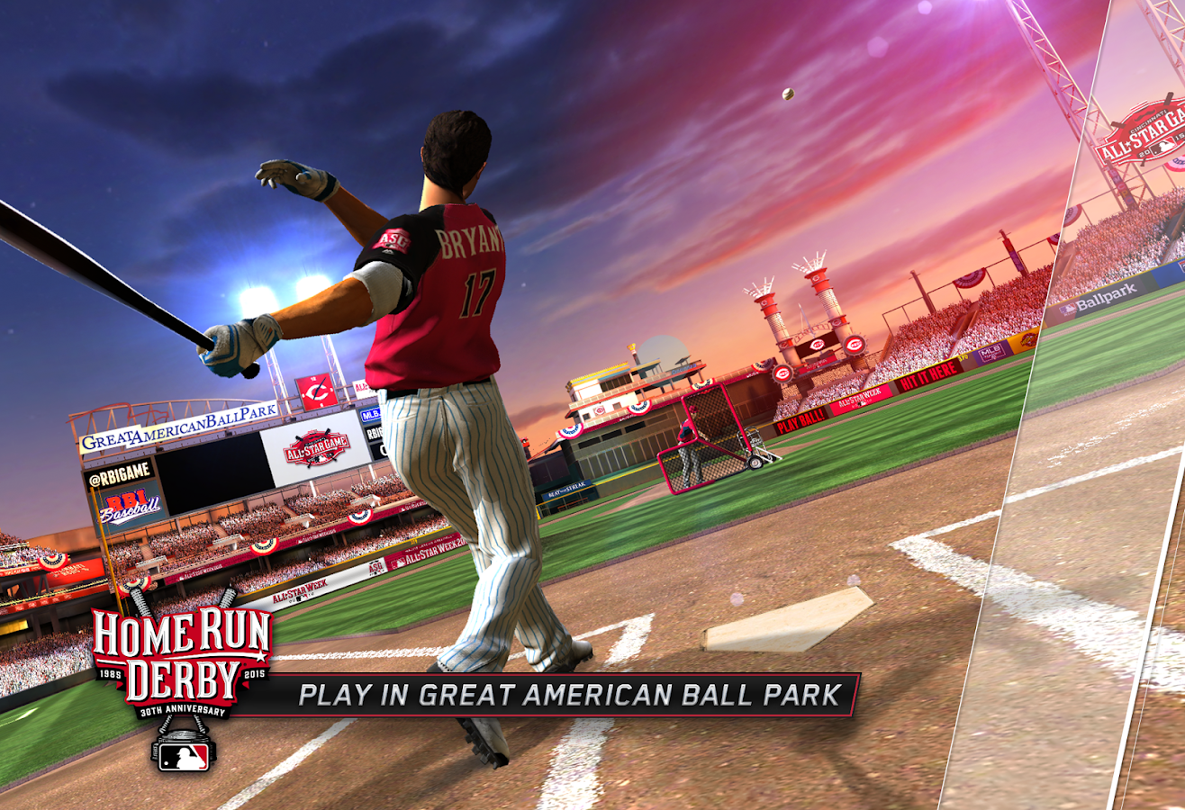 MLB.com Home Run Derby 15- screenshot