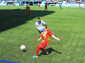 Photo: 14/04/13 v AEC Manlleu (Tercera Division Group 5) 2-3 - contributed by Leon Gladwell