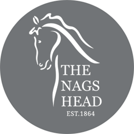 Christmas menu at Nags Head
