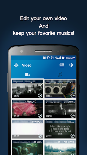 MP3 Video Converter  screenshots 1