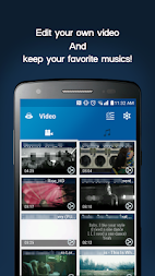 Video MP3 Converter APK screenshot thumbnail 1