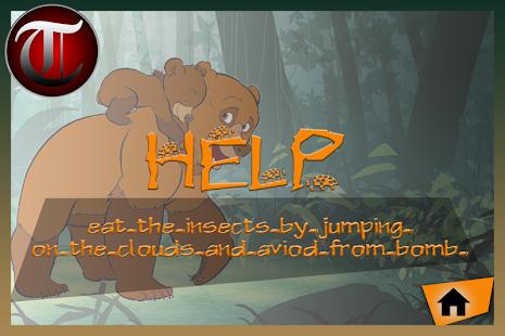 JUMPY FAT BEAR PRO DĚTI - náhled
