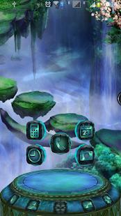 Wonderland Next Launcher Theme - náhled