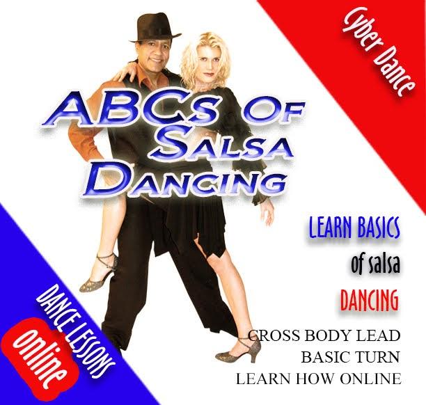 Cyber ABCs of Salsa Masterclass