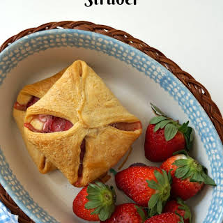 Springtime Strawberry Strudel.