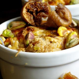 Fig Amaranth Breakfast Bake