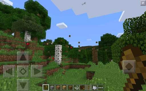 Tree Capitator 2 Mod MCPE 2.0 apkpoly screenshots 1