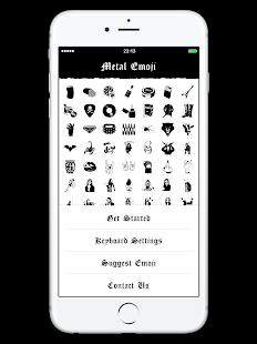 Metal Emoji- screenshot thumbnail