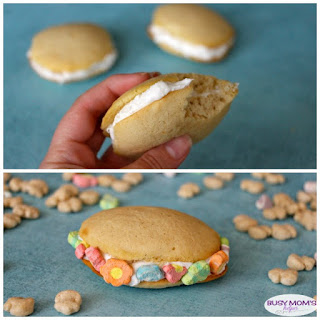 Marshmallow Whoopie Pies Recipe