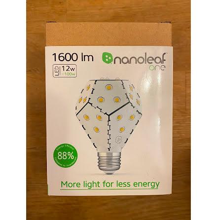 Nanoleaf diod lampa