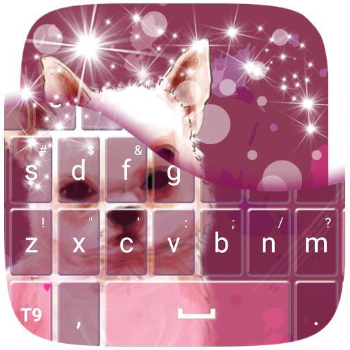 个人化のチワワのキーボード LOGO-記事Game