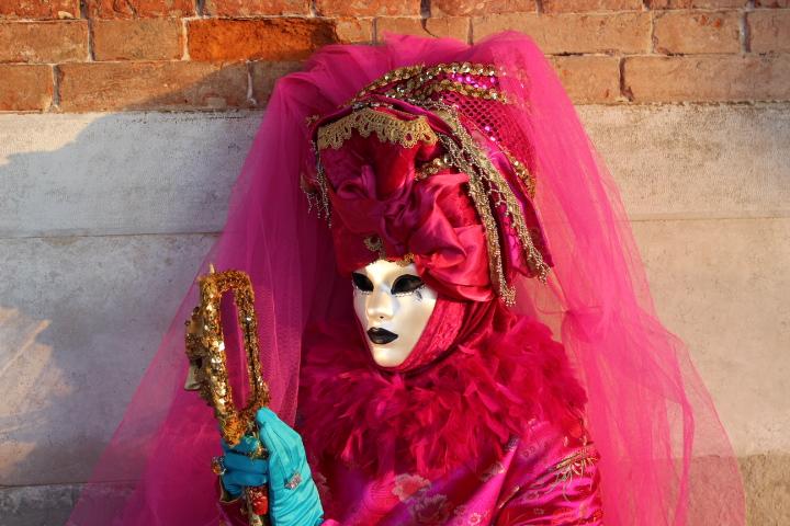 early in the morning.......during Carnival in Venice di boletusedulis