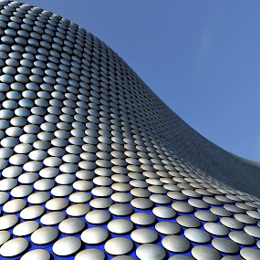 Selfridges by Kevin Morris - Buildings & Architecture Other Exteriors ( shop, building, birmingham, silver, selfridges, architecture, city )