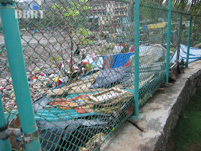 Photo: Promenade North end Slum Proliferation - 2008