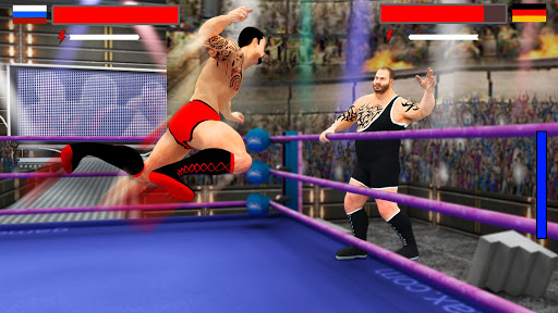 Stars Wrestling Revolution 2017: Real Punch Boxing 2.2 screenshots 1
