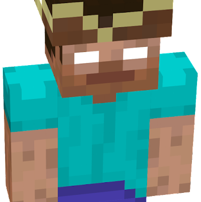 the king of minecraft