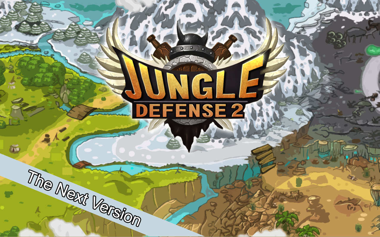 Jungle Defense 2– captură de ecran