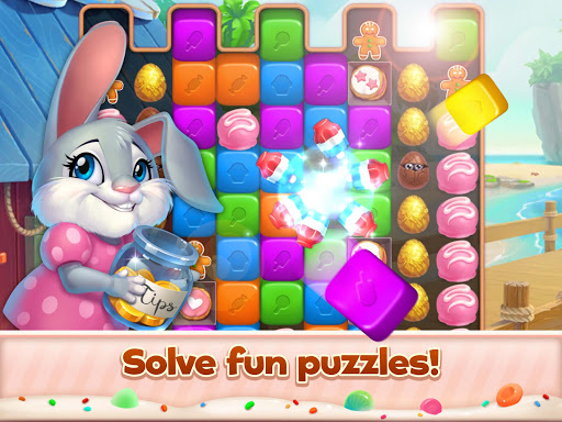 Sweet Escapes: Design a Bakery with Puzzle Games modavailable screenshots 16