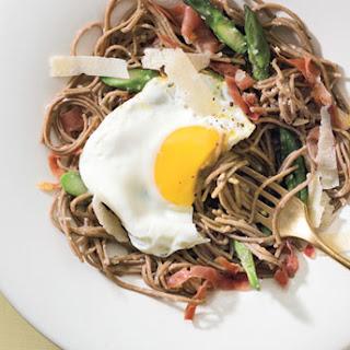 Soba Egg Noodle Recipes