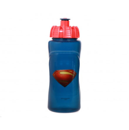 Superman Man of Steel Drinks Bottle