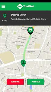 TaxiNet para taxistas screenshot 1