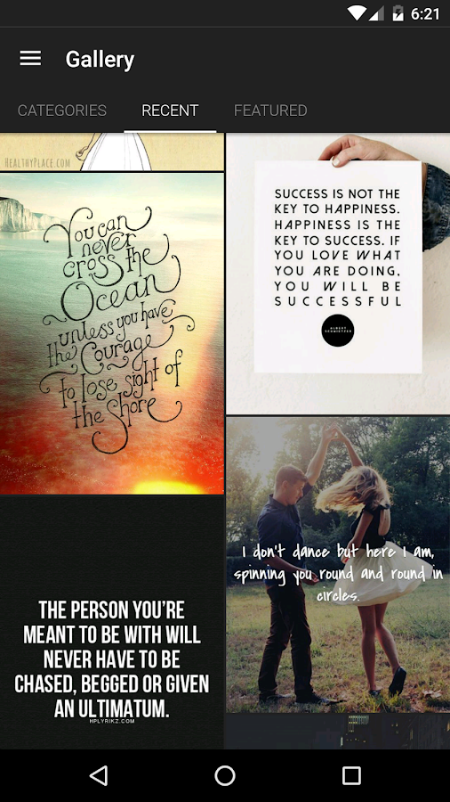 Quotes Motivational Wallpapers- screenshot