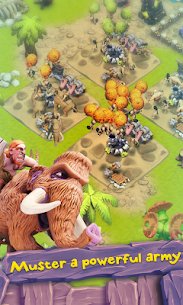 Age of Cavemen 2.1.3 MOD (High Damage) 4
