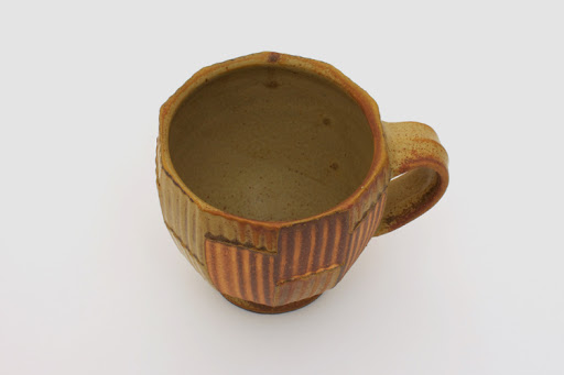 Jeffrey Oestreich Ceramic Cup 01