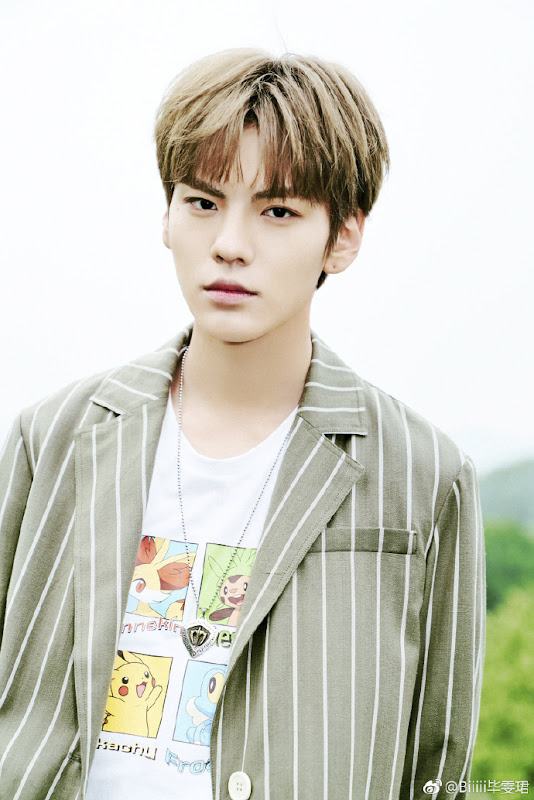 Bi Wenjun China Actor