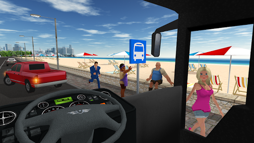 Bus Simulator Screenshot